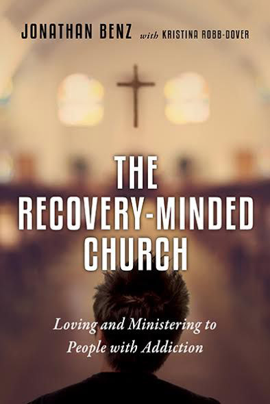 Front Cover of The Recovery Minded Church